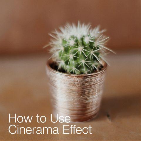 Cinerama Effect