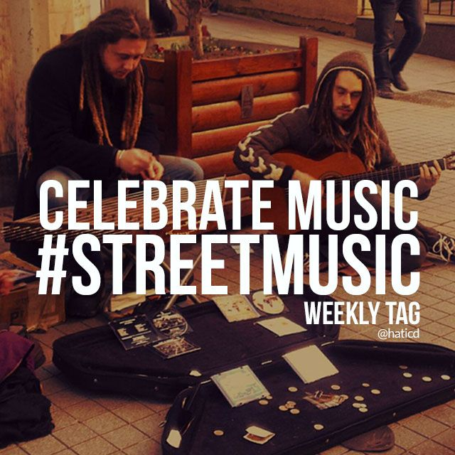 hashtag street music