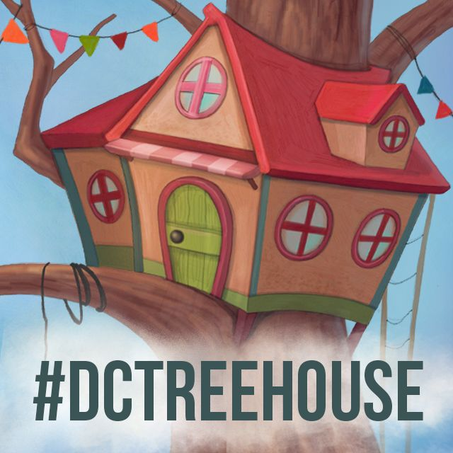 treehouse drawing contest