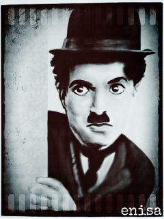 dccharliechaplin drawing art digital blackandwhite