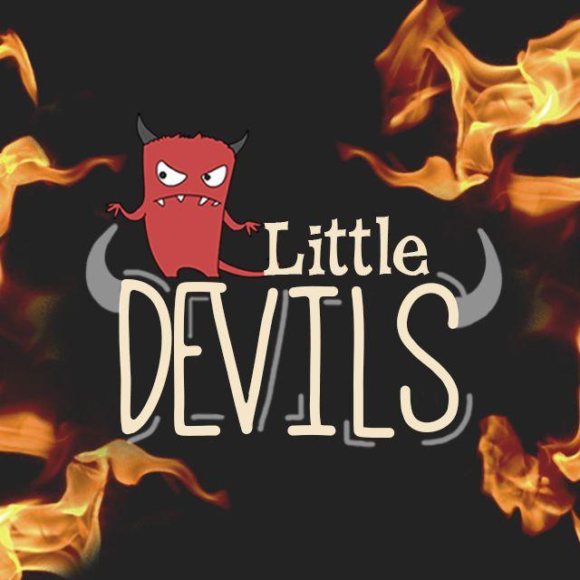 little devls clipart