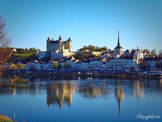 photography river landscape france castle