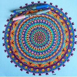 art mandala mandalamania mandalas