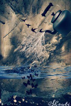 surreal lightcross freetoedit clipart surrealistic