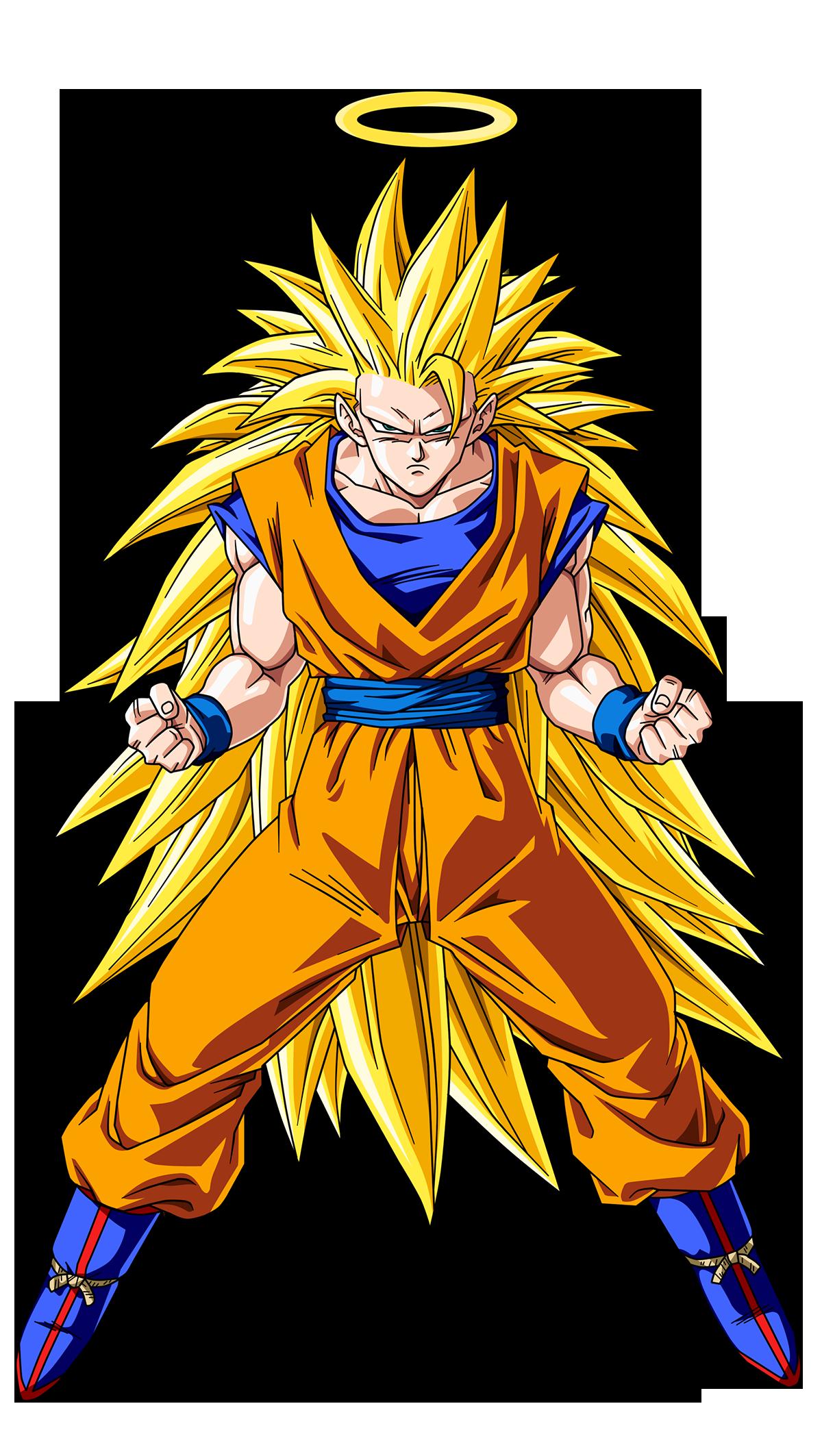 Dragon Ball Z Hashtags: Goku Super Sayan 3 ;-) DragonballdragonballZdragonballG