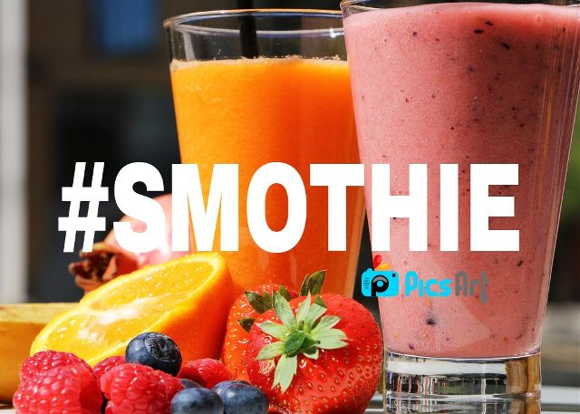 #smoothie