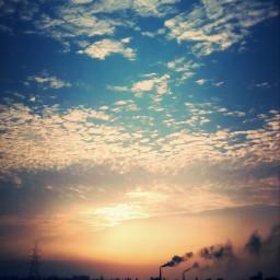 sunshine sunset summer emotions mobilephotography