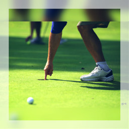 golfshoes golf green golfing