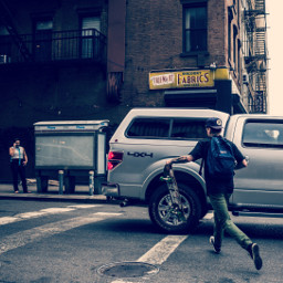 streetphotography grittystreets manhattan man nyc