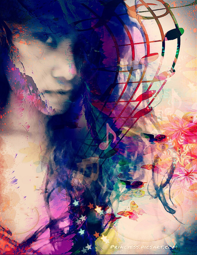 For you dear @s1384  💚  #music #nature #colorful #love #photography #people #spring #edited