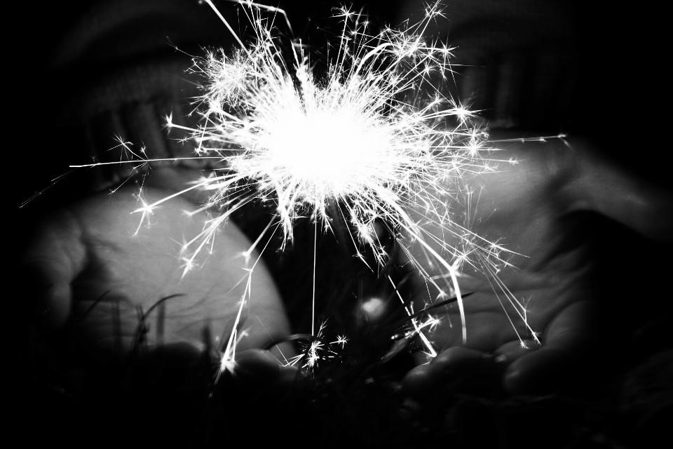 #1953 #photography #firework #hands
