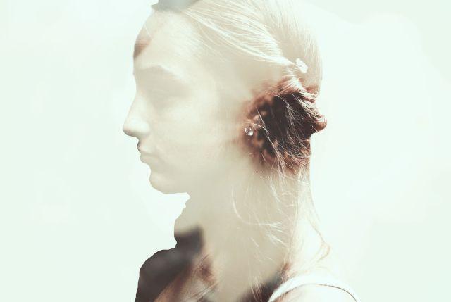 Whiteonwhite artistic photo edit
