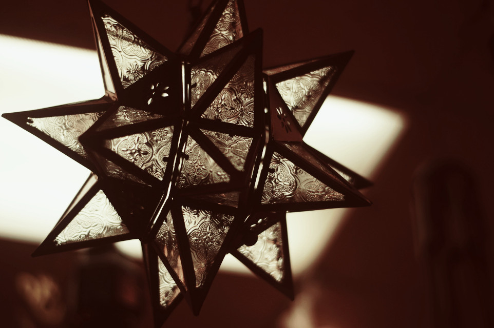 Star Child  #ruleofthirds  #decoration  #popart  #star #closeup  #star #seafoameffect  #photography  #artistic