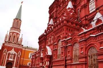 moscow red architecture redsquare travel