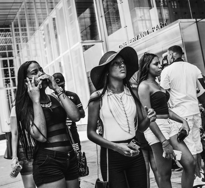 #grittystreets #streetphotography #blackandwhite #people #travel #summer #photography #fuji #lady #man #art #x100t #dream #justgoshoot #hat