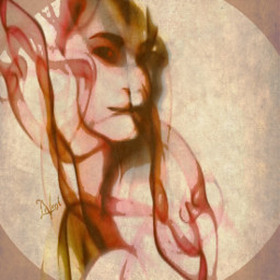 myedit interesting abstract smoke texture picsarttools vibrant vignette ilustration