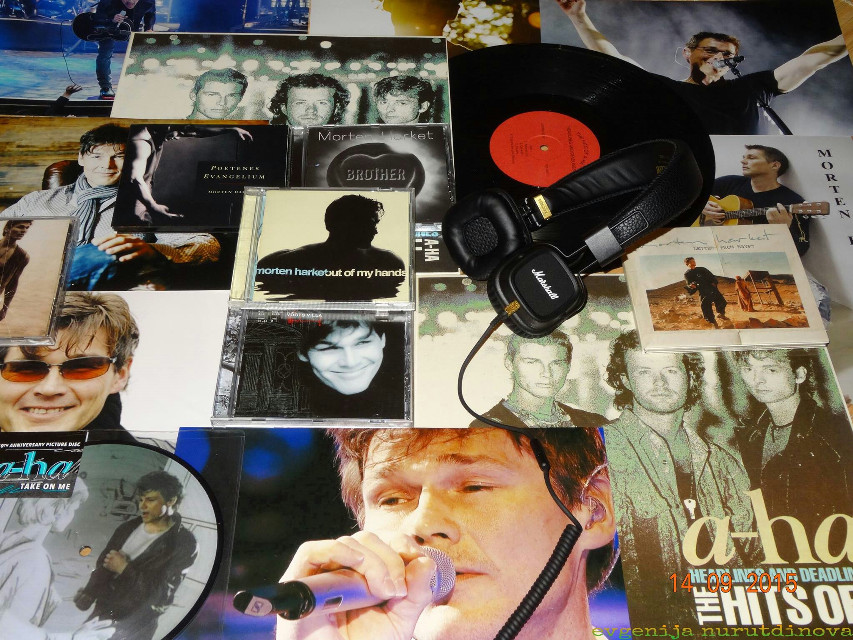 Happy Birthday Morten  Harket!!!! Thank you for the beautiful music!!!!!