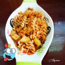 pasta delicious food