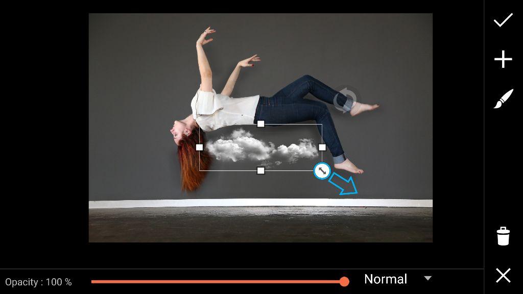 levitation photography tutorial