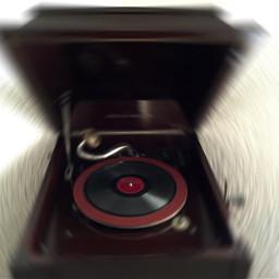 music antig vitrola