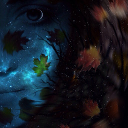 wapautumnvibes darkart beautifypicsart art illustration