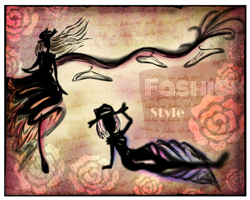my first entry #dcsilhouette #fashion illustration #text overlapping #drawing #100% picsart😍 step by step guide available at http://picsart.com/i/181198044000202.Please vote if you like my work.😊